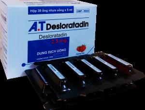 A.T DESLORATADIN 5ML