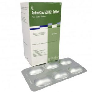 ARDINECLAV 500-125 Tablet