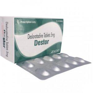 DESTOR (Hộp 10 vỉ x 10 viên)