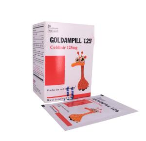 GOLDAMPILL 125