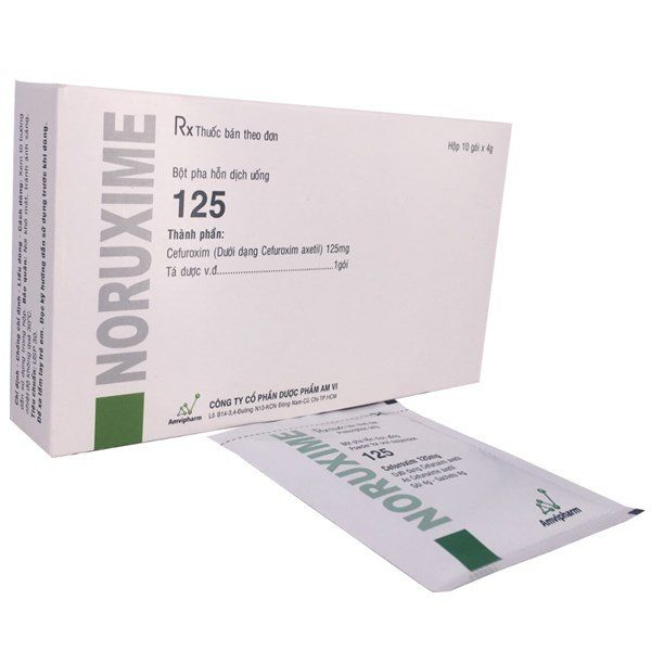 NORUXIME 125