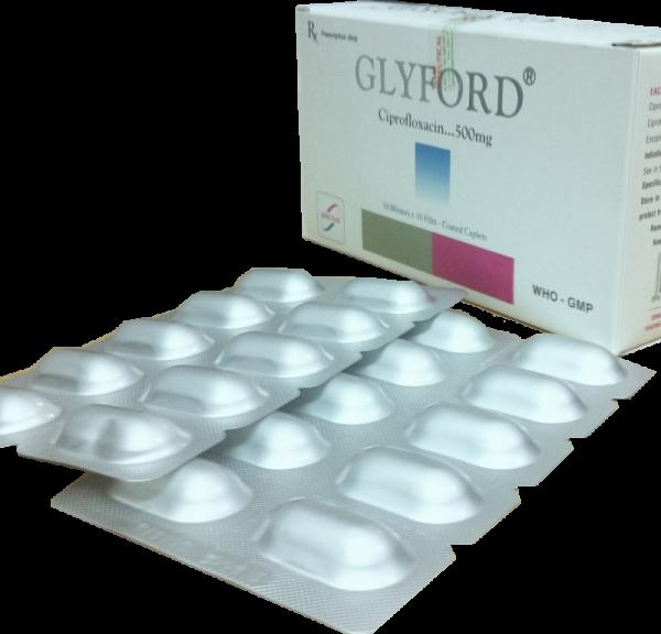 GLYFORD