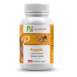 Propolis - Viên uống Keo ong - Kháng sinh tự nhiên