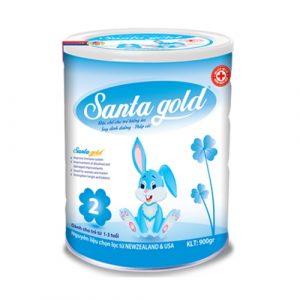 SANTA GOLD (1-3 TUỔI) (Hộp 900gr)