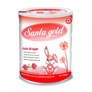 SANTA GOLD Gain Weight (Hộp 900gr)