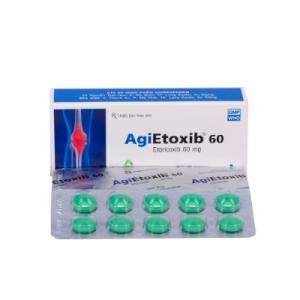 Agietoxib 60 (Hộp 3 v x 10 viên) (F)