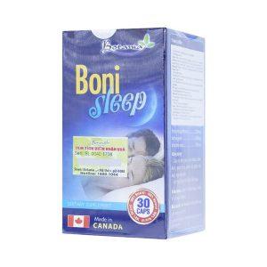 Bonisleep - Giảm Căng Thẳng Thần Kinh, An Thần (Hộp)