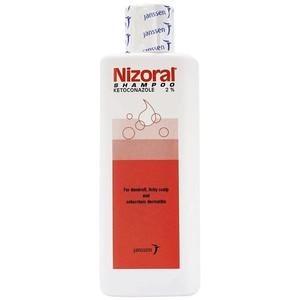 Dầu Gội Trị Gàu Và Nấm Da Đầu Nizoral Shampoo (100Ml)