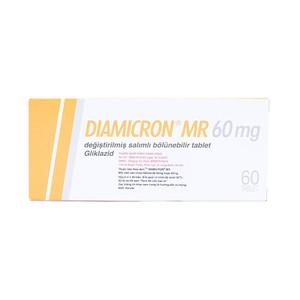 Diamicron Mr 60Mg (Hộp 2 Vỉ x 15 Viên)