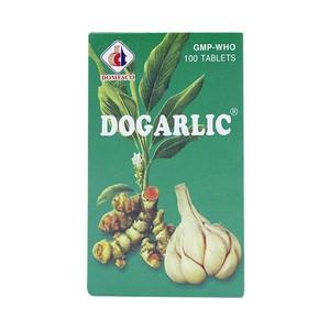 Dogarlic - Hỗ Trợ Hạ Cholesterol Máu (Hộp)