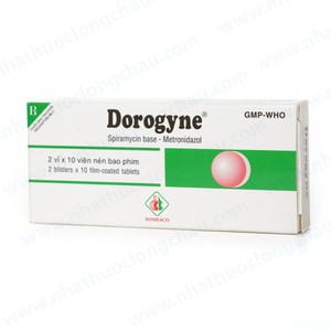 Dorogyne (Hộp 2 Vỉ x 10 Viên)