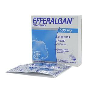 Efferalgan 500Mg (Hộp 4 Vỉ x 4 Viên)