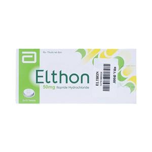 Elthon 50Mg (Hộp 2 Vỉ x 10 Viên)
