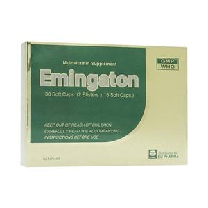 Emingaton Hataphar Eu Pharma 2X15 (Hộp 2 vỉ x 15 viên)