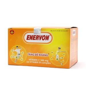 Enervon (Hộp 10 vỉ x 10 viên)