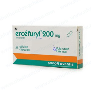 Ercefulryl 200Mg (Hộp 2 Vỉ x 14 Viên)