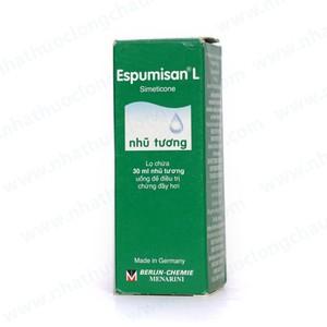 Espumisan 30Ml (Hộp 1 lọ 30 ml)
