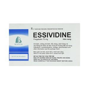 Essividine 75 (Hộp 4 Vỉ x 14 Viên)