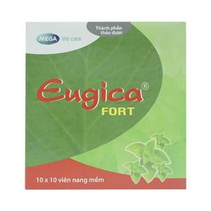 Eugica Fort (Hộp 10 Vỉ x 10 Viên)