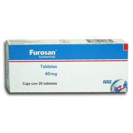 FUROSAN 40MG
