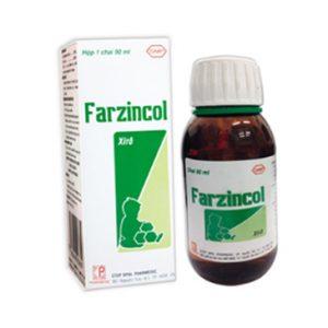 Farzincol (Chai 90Ml)