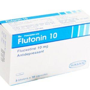 Flutonin 20Mg (Hộp 3 Vỉ x 10 Viên)