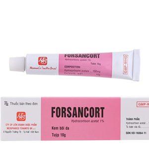 Forsancort (Tuýp 10G)