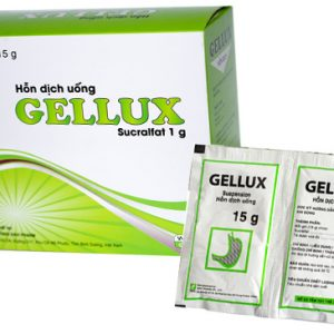 Gellux 1G (20 gói x 15g)