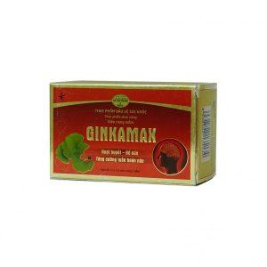 Ginkamax (Hộp 5 Vỉ x 10 Viên)