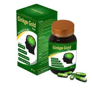 Ginkgo Gold An Hưng 30 Viên (Hộp)