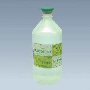 Glucose 5% 500Ml (Chai)