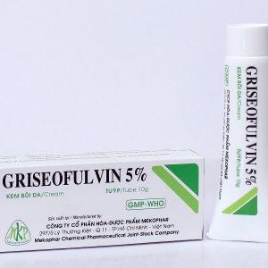 Griselfulvin 10G (Tuýp)