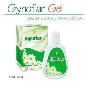 Gynofar Gel 100G