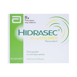 Hidrasec 30Mg For Children (Hộp 30 gói)