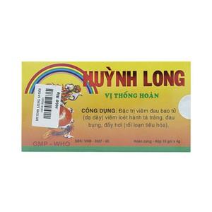 Huỳnh Long Vị Thống Hoàn 10 Gói - Bảo Long (Hộp 10 gói)