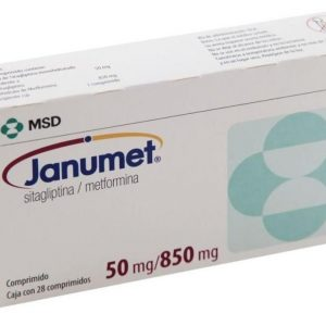 Janumet 50/850Mg (Hộp)