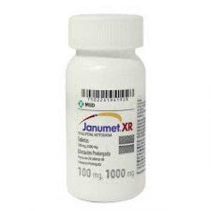 Janumet Xr 100Mg/1000Mg