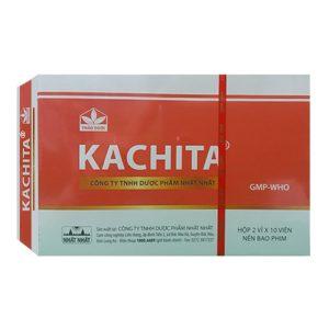 Kachita Nhất Nhất (2 Vỉ x 10 Viên)