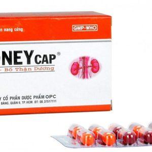 Kidneycap - Viên Uống Bổ Thận Dương (5 vỉ x 10 viên)