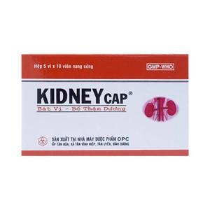 Kidneycap - Viên Uống Bổ Thận Dương (Hộp 5 vỉ x 10 viên )