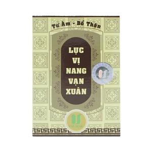 Lục Vị Nang Vạn Xuân 10X10 (Hộp 10 Vỉ x 10 Viên)