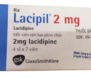 Lacipil 2 (Hộp 4 Vỉ x 7 Viên)