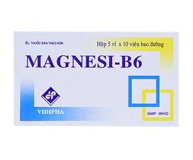Magnesi B6 470Mg (5 Vỉ X 10 Viên)