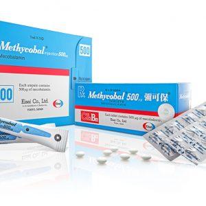 Methycobal Injection 500Mg