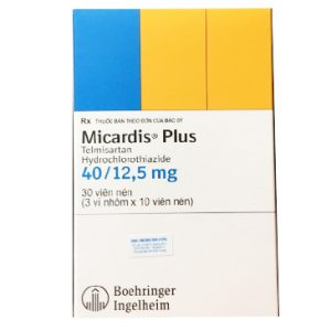 Micardis Plus 40/12.5