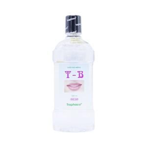 Nước Súc Miệng T-B Fresh 500Ml - Traphaco (Chai 500ml)