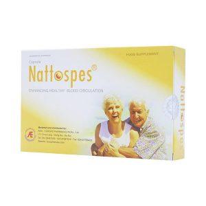 Nattospecs - Tăng Cường Sức Khỏe Tuần Hoàn (Hộp 3 Vỉ x 10 Viên)