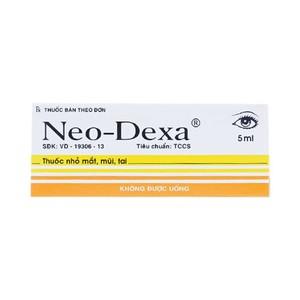 Neo-Dexa 5Ml (Hộp 1 chai 5ml)