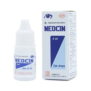 Neocin 5Ml (Hộp 1 lọ 5ml)