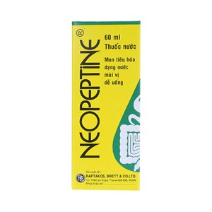 Neopeptine 60Ml (Hộp 1 chai 60ml)